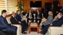 ADALET BAKANI - Adalet Bakanı Gül Açıklaması 'Konya'ya Hizmet Medeniyetimize Hizmettir'