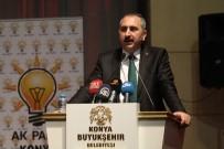 HASAN ANGı - Adalet Bakanı Gül, Siyaset Akademisine Katıldı