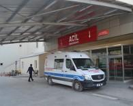 Adana'da Baba Oğlunu Tüfekle Vurdu