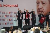 DİSİPLİN KURULU - AK Parti Antalya İl Başkanı Taş Oldu