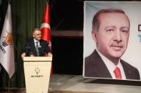 MAHALLİ İDARELER - AK Parti Genel Başkan Yardımcısı Ravza Kavakcı Kan Açıklaması