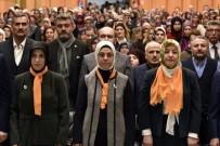AK Parti Gümüşhane İl Kadın Kolları 5. Olağan Kongresi Yapıldı