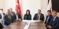 İLKNUR İNCEÖZ - AK Partili İnceöz, Afrin Operasyonu Ve Kuzey Irak Operasyonu Sinyalini Değerlendirdi