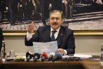 ASKERİ HASTANE - Bakan Eroğlu Açıklaması 'Kanal Edirne Bitiyor Müjdeler Olsun'