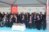 Bakan Eroğlu Edirne'de 4 Tesisin Temelini Attı