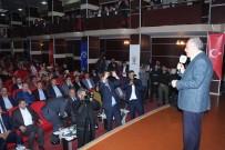 MEHMET ERDOĞAN - Bakan Fakıbaba Adıyaman'da Siyaset Akademisi'ne Katıldı