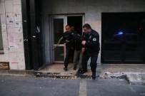 KURUKÖPRÜ - Bankada Yakalandı, 'Uyumak İçin Girdim' Dedi