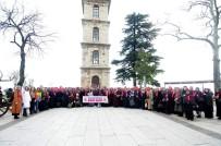 OSMAN GAZI - Başkan Kuzu'dan Binlerce Çanlı Kadına Ücretsiz Bursa Gezisi