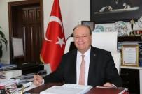 KıNALı - Başkan Özakcan'ın İstiklal Marşı'nın 97. Kabul Yıl Dönümünü Kutladı