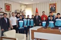 KARATE - Bilecik Karate Takımı Muğla'ya Gitti