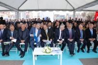 SÜLEYMAN KAMÇI - Bin Kişilik Recep Mamur Sahabiye Camii'nin Temel Atma Töreni Yapıldı