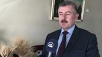 TAŞPıNAR - Buğdaydaki Erken Gelişim Rekolteye Yansıyacak