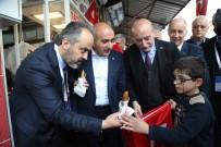 BURSA BÜYÜKŞEHİR BELEDİYESİ - Bursa'nın Kalbi Kilis'te Atıyor