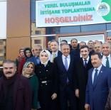Cevdet Yılmaz Açıklaması 'AK Parti Vatandaş Odaklı Siyaset Yapan Bir Partidir'