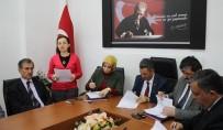 EĞİTİM SEFERBERLİĞİ - Çiftçi Eğitimleri İçin İşbirliği Protokolü İmzalandı