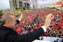 İL KONGRESİ - Cumhurbaşkanı Erdoğan Açıklaması 'Afrin Alındığı An Sahiplerine Teslim Edilecek'