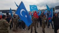 TÜRKISTAN - Doğu Türkistanlılardan Mehmetçik'e Destek