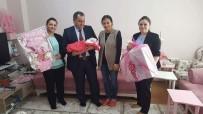 UZUN ÖMÜR - Dumlupınar  Belediyesi'nden, 'Hoşgeldin Bebek' Projesi