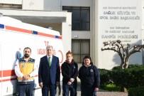 NECDET BUDAK - Ege Üniversitesinde 112 Ambulans İstasyonu Hizmete Girdi