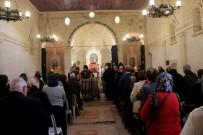 ERMENİ CEMAATİ - Ermeniler Hatay'da 'İsim Günü' Ayininde Buluştu