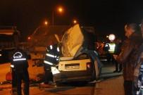 TIR ŞOFÖRÜ - Eskişehir'de Aşırı Hız Can Aldı Açıklaması 1 Ölü