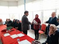 EMINE YıLDıRıM - Eynal Kaplıcaları'nda Belge Töreni