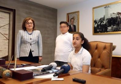 '23 Nisan başkanı' öğrenci intihar etti