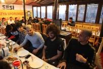 MALATYASPOR - Fenerbahçe Maçı Öncesi Malatyaspor'a Moral Yemeği