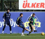 CAN BARTU - Fenerbahçe, Yeni Malatyaspor Maçı Hazırlıklarını Tamamladı