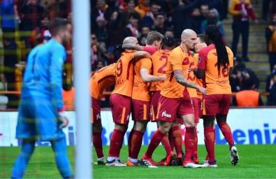 G.Saray ile A. Konyaspor 34. randevuda