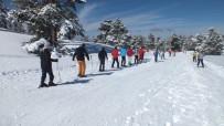 MEHMED ALI SARAOĞLU - Gediz Muratdağı Termal Kayak Merkezi, Gençlik Ve Spor Bakanlığı'na Devredildi