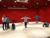 MESLEK EĞİTİMİ - GESMEK't Çocuklara Drama Eğitimi Veriliyor