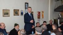 SABAH NAMAZı - 'Halil İbrahim Sofrası' Buluşmaları Sürüyor