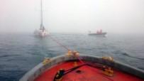 HEYBELIADA - Heybeliada Açıklarında Arıza Yapan Teknede 6 Kişi Mahsur Kaldı