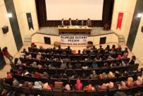 DÜNYA GÖRÜŞÜ - Hizan'da 'Alimler Diyarı Hizan' Paneli
