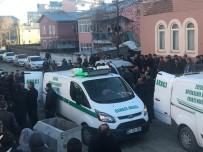 İBRAHIM YıLMAZ - Horasan'daki Cinayette Hayatını Kaybeden 5 Kişi Son Yolculuğuna Uğurlandı