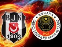 GÖKHAN GÖNÜL - Beşiktaş Gençlerbirliği: 1-0 Maç Sonucu