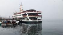 İSTANBUL BOĞAZI - İstanbul Boğazı'nda Sis