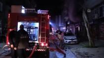 ALSANCAK - İzmir'de Yangında Dumandan Etkilenen Yaşlı Kadın Öldü
