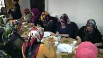 KADINLAR GÜNÜ - Kadınlar Günü'nde Askerler İçin Yiyecek Yaptılar