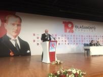 TOPLU SÖZLEŞME - Kazım Kurt, Tüzük Kurultayında Partililere Seslendi