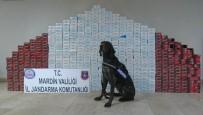 Kızıltepe'de Kaçak Sigara Operasyonu