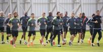 KAYACıK - Konyaspor, Galatasaray Maçı Hazırlıklarını Tamamladı