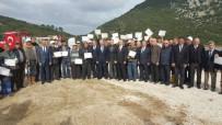 AYDIN VALİSİ - Kuşadası'nda Aşılanan Yabani Zeytin Fidanlarının Dağıtımı Yapıldı