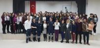 ÜNİVERSİTE SINAVI - Lise Öğrencileri Paramedik Eğitimini Uzmanından Dinledi