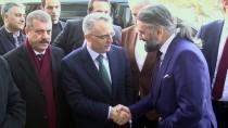 ALİ HAMZA PEHLİVAN - Maliye Bakanı Ağbal'dan AA Bayburt Temsilciliğine Ziyaret