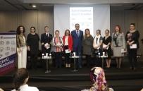 BAŞKENT ÜNIVERSITESI - Mersin'de 'Azimli Kadınlar Güçlü Yarınlar' Paneli