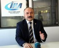 ALI YıLMAZ - MHP Grup Başkanvekili Usta Açıklaması 'FETÖ, CHP Merkezli Seçim İttifakını Destekliyor'