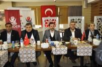 İL BAŞKANLARI - MİDDER 3. Genel Merkez Yönetim Kurulu Toplantısı Yapıldı