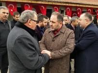 ŞEHİT UZMAN ÇAVUŞ - Murat Demir, 'Şehit Arif Demirel'in Mevlidine Katıldı